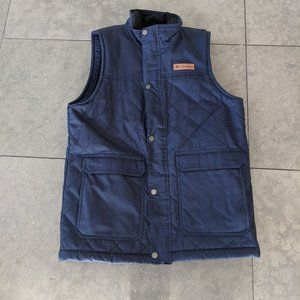 Men's sleeveless insulated vest by Columbia, Small